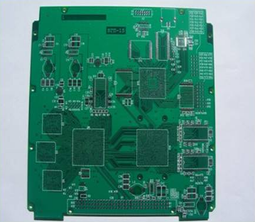 impedance thickness immersion silver circuit board